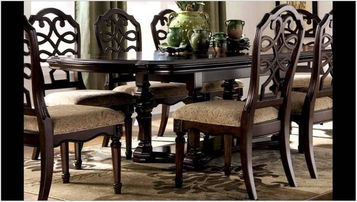 Ashley Home Furniture Dining Room Sets