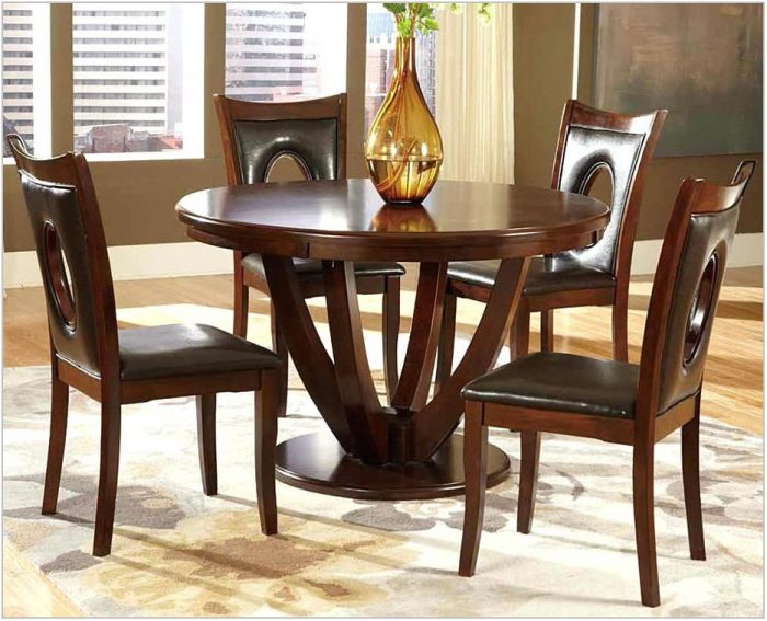 At Home Dining Room Sets
