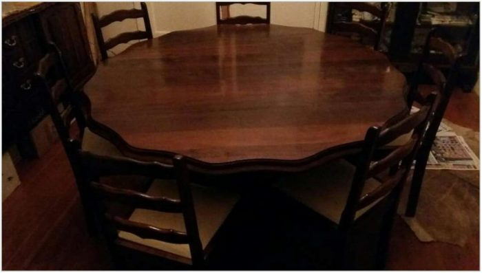 Ball And Claw Dining Room Table