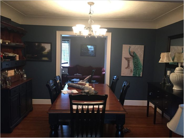 Behr Dining Room Colors