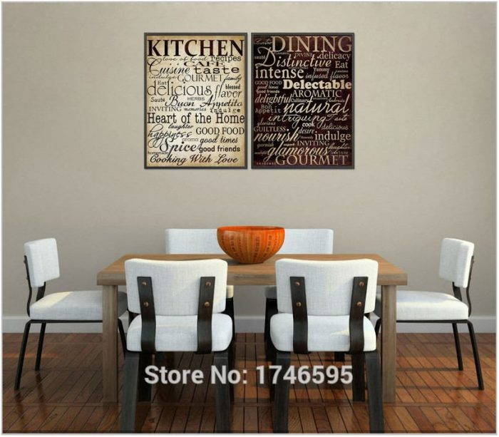 Best Art For Dining Room