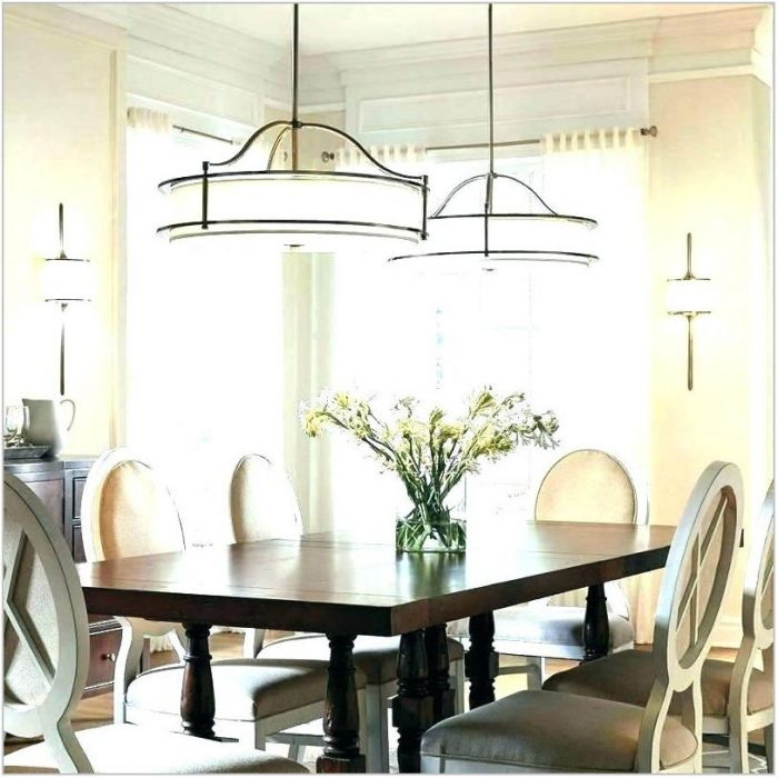 Best Size Chandelier For Dining Room