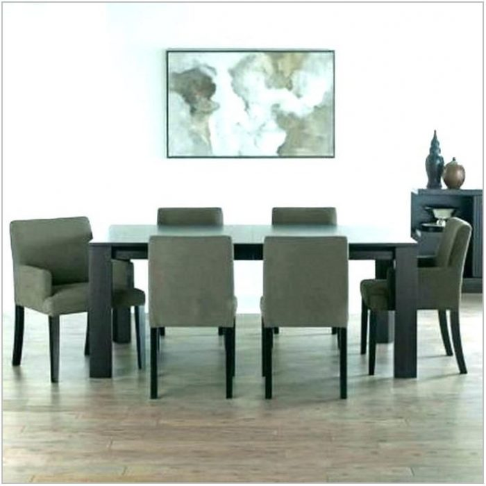 Black And Grey Dining Room Sets