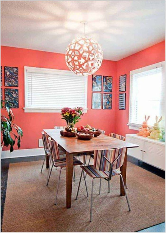 Bright Dining Room Colors