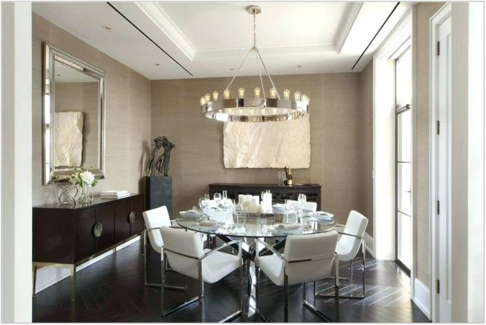 Chandelier For High Ceiling Dining Room