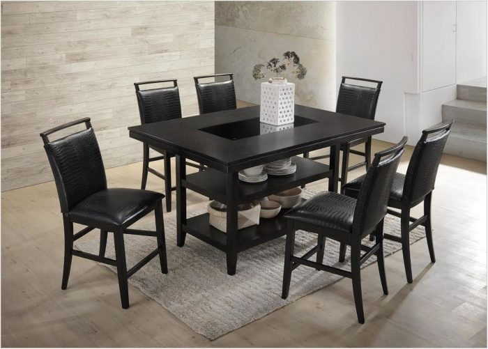 Cheap High Top Dining Room Sets