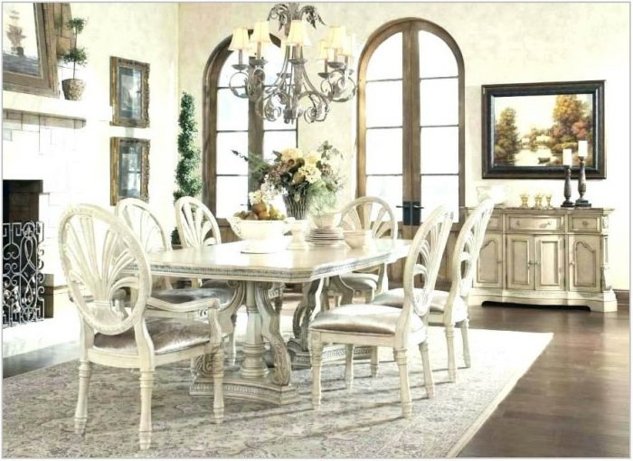 Cheap White Dining Room Sets