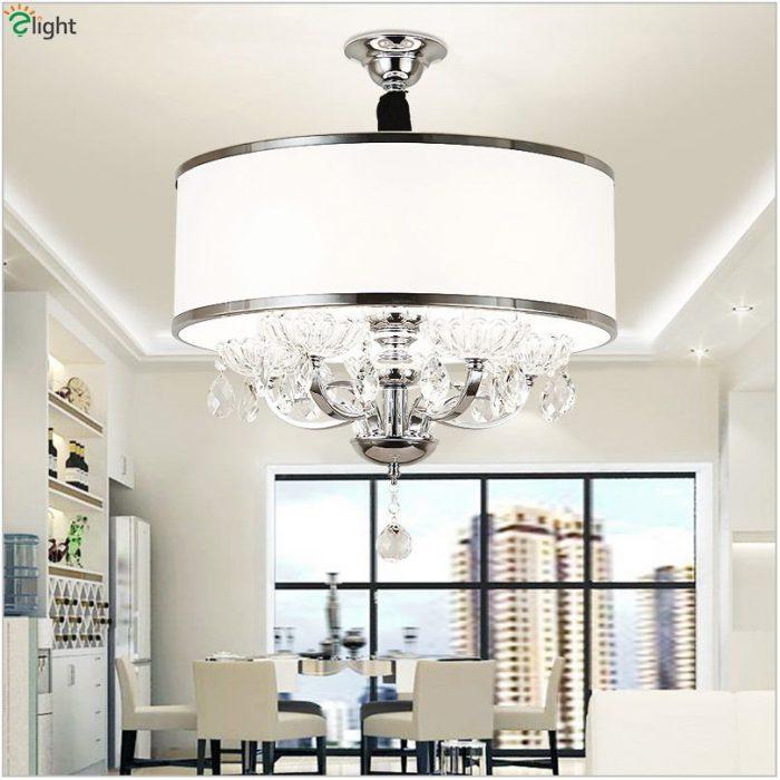 Chrome Dining Room Lights