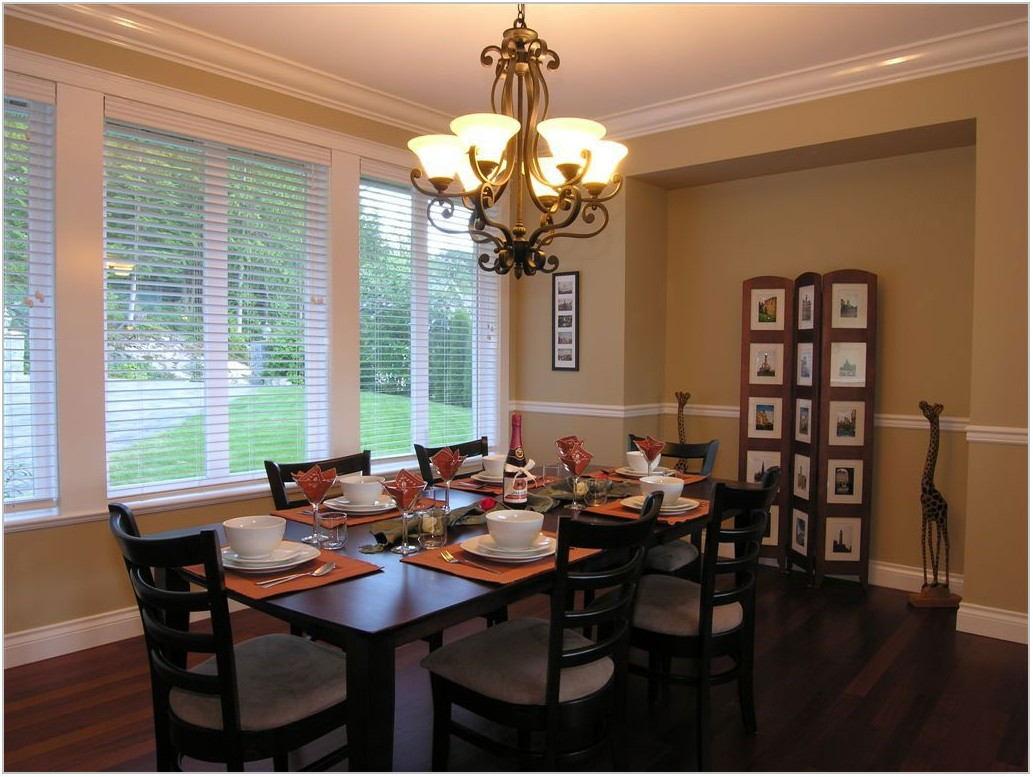 Classic Dining Room Lighting