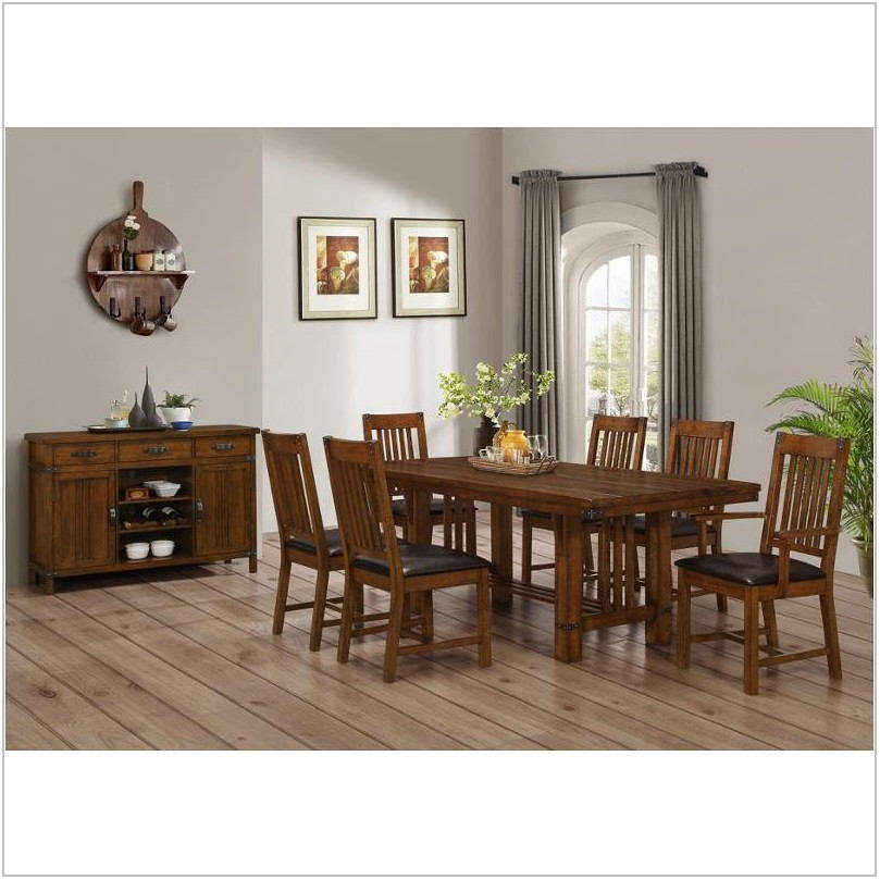 Classic Dining Room Table