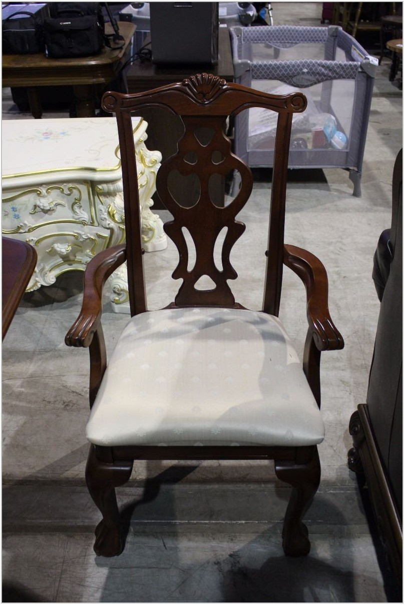 Claw Foot Dining Room Set