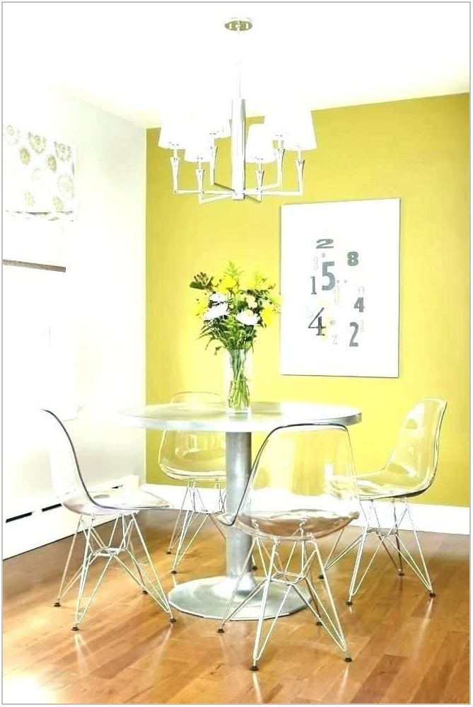 Clear Acrylic Dining Room Chairs