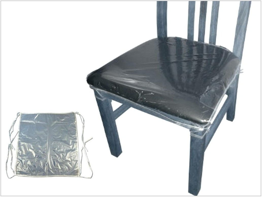 Clear Plastic Dining Room Chair Covers