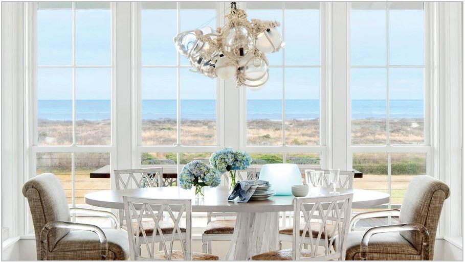 Coastal Living Dining Rooms