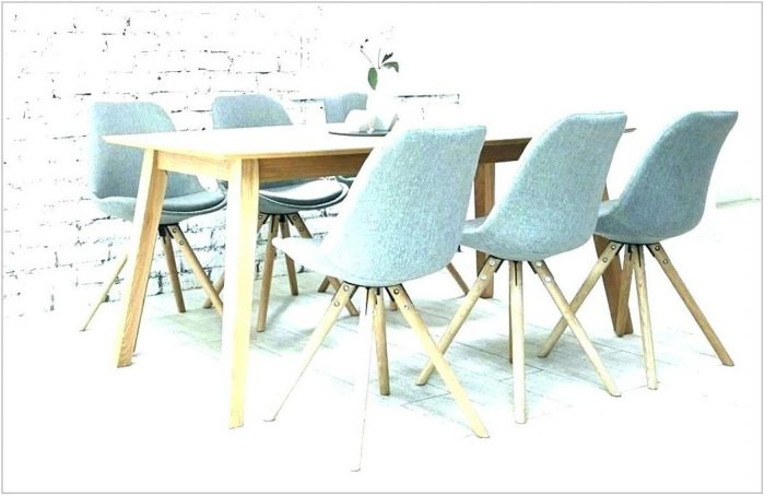 Contemporary Dining Room Set 8 Chairs