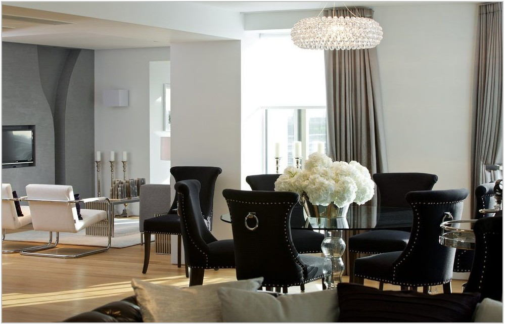Contemporary Dining Room Table Bases