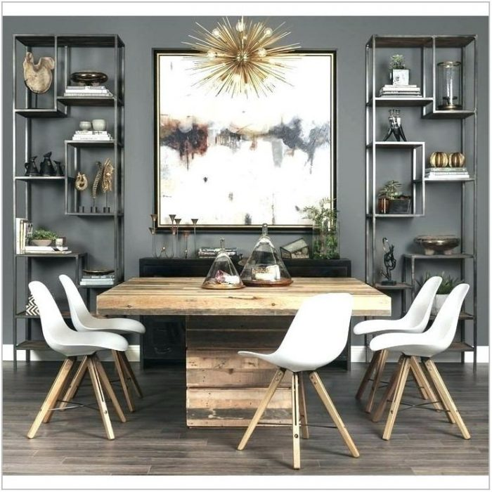 Contemporary Dining Room Tables With Leaves