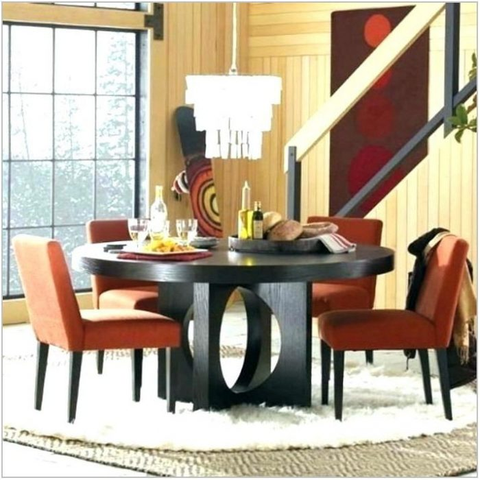 Contemporary Round Dining Room Sets