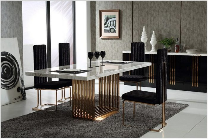 Countertop Dining Room Table Sets