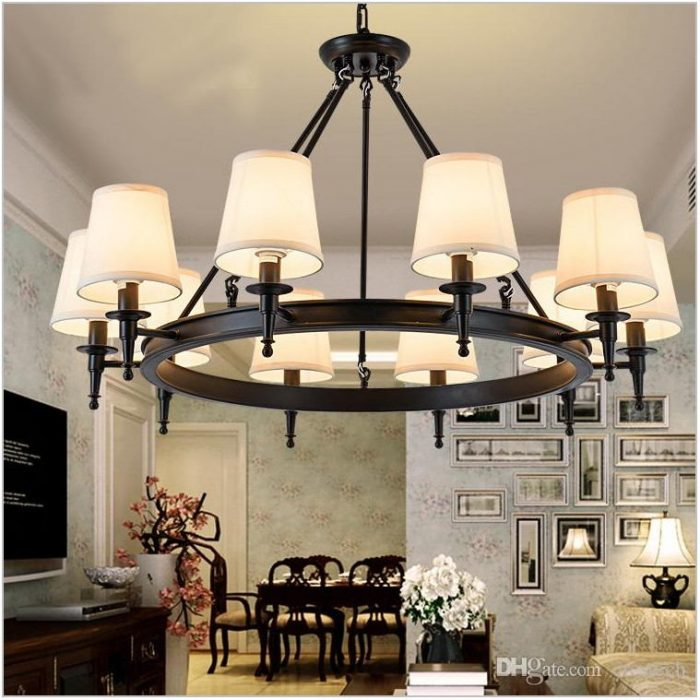 Country Dining Room Lights