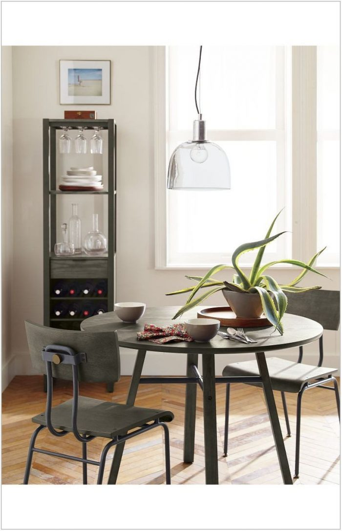 Crate And Barrel Dining Room Lighting