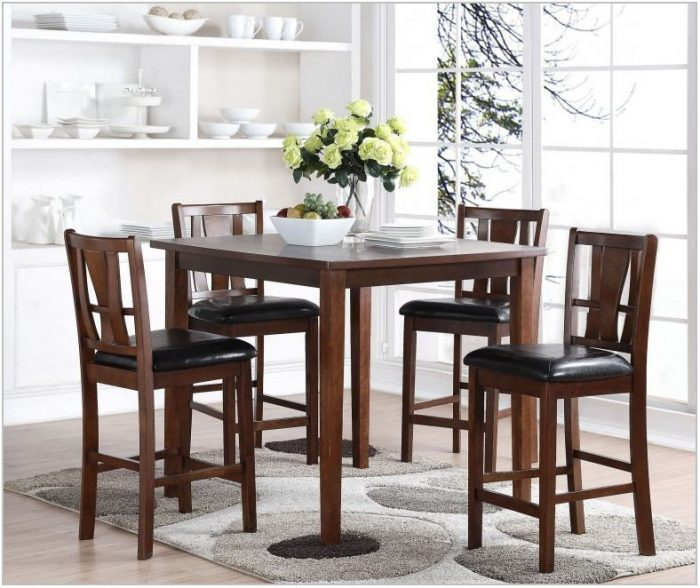 Dark Espresso Dining Room Set