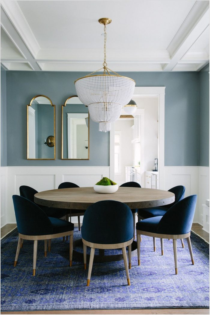 Dining Room Blue Paint Colors