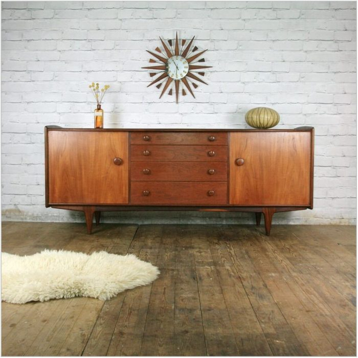 Dining Room Credenza Contemporary