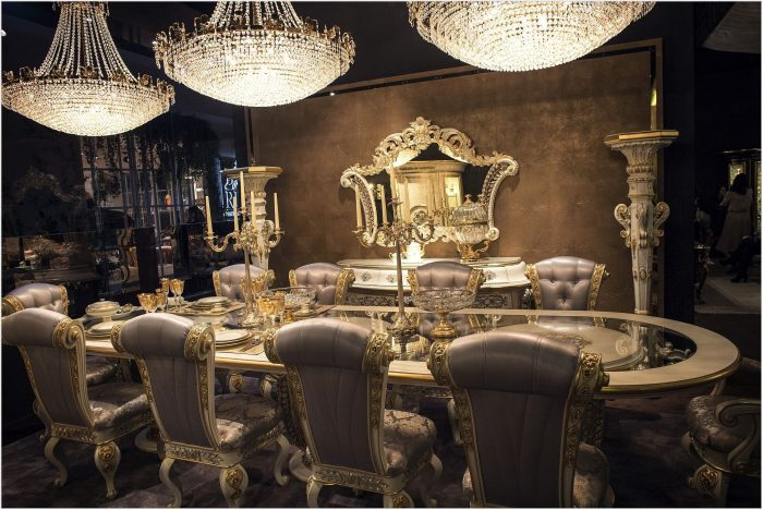 Dining Room Luxury
