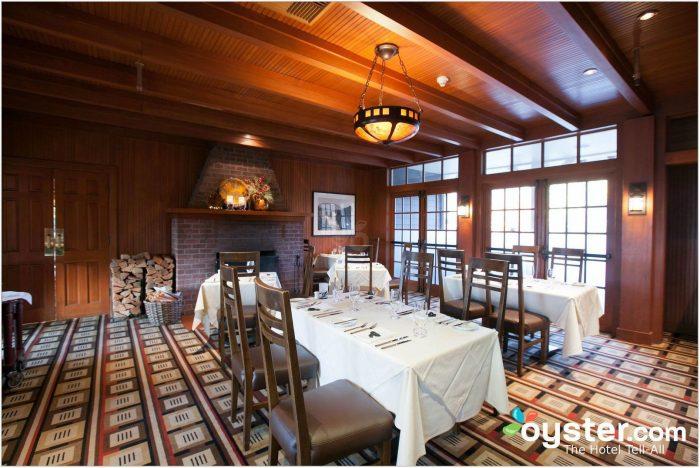 Dining Room Salish Lodge