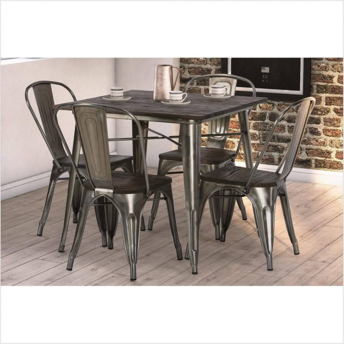 Dining Room Sets Wood And Metal