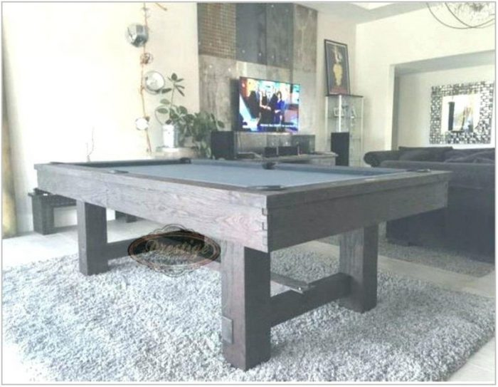 Dining Room Table Top For Pool Table