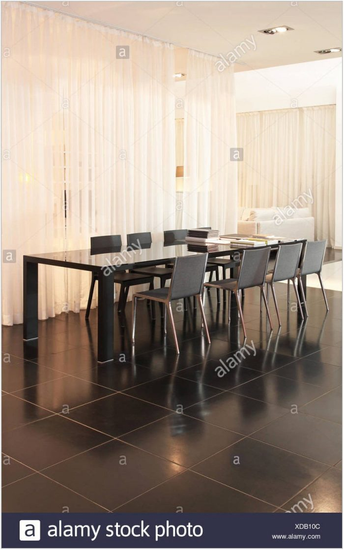 Dining Room Table With Eight Chairs
