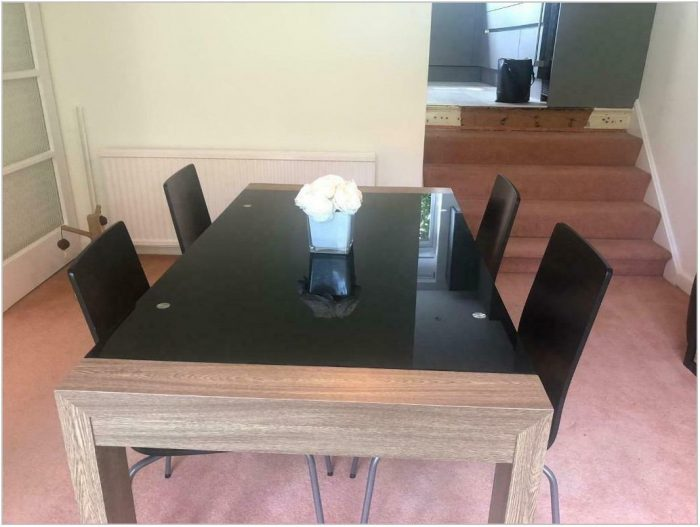 Dining Room Table Without Chairs