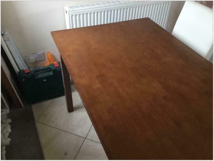 End Chairs For Dining Room Table