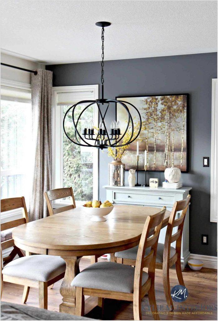 Farmhouse Dining Room Paint Colors