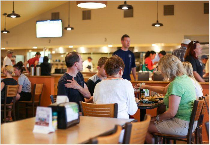 Grand Canyon Lodge Dining Room South Rim