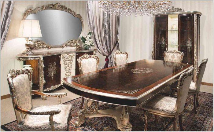 Italian Dining Room Chairs