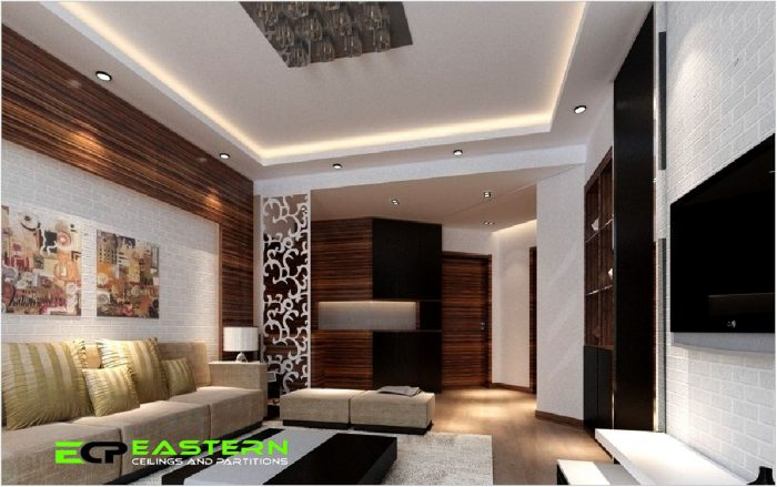 Living Room And Dining Room Divider