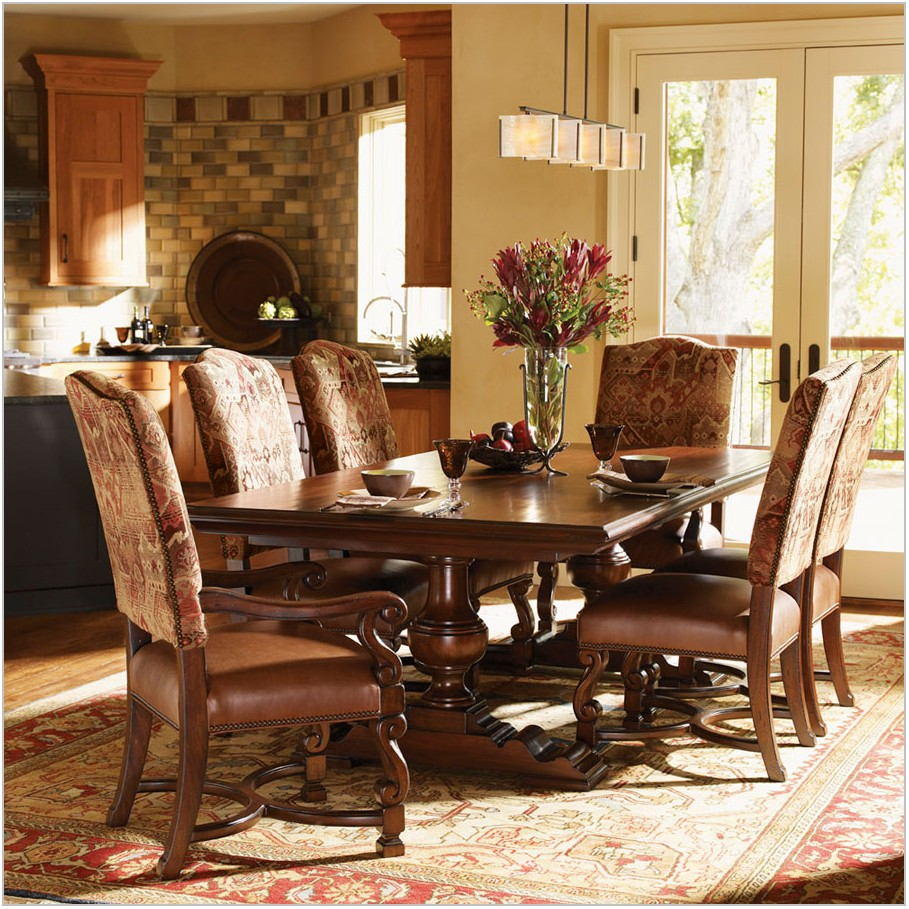 Lodge Style Dining Room Furniture