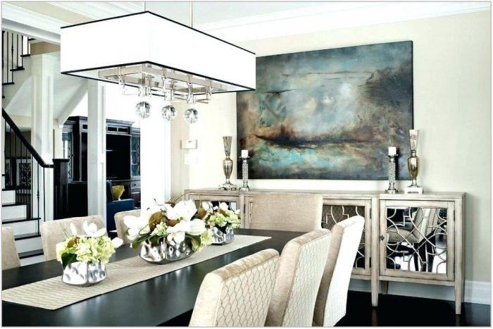 Long Dining Room Buffet