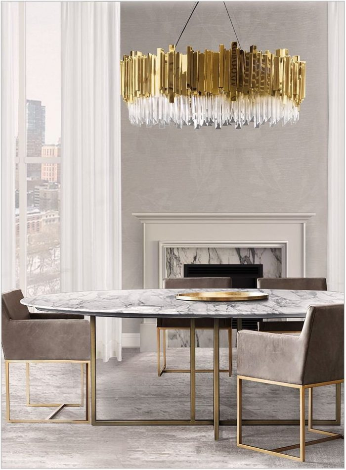 Luxury Dining Room Chandeliers