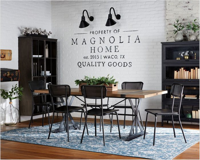 Magnolia Dining Room Chairs