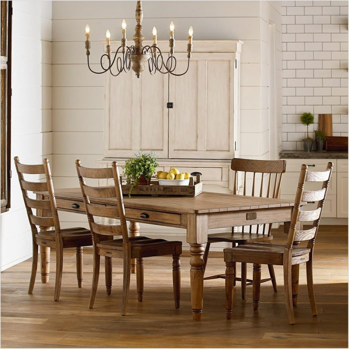 Magnolia Home Dining Room Table