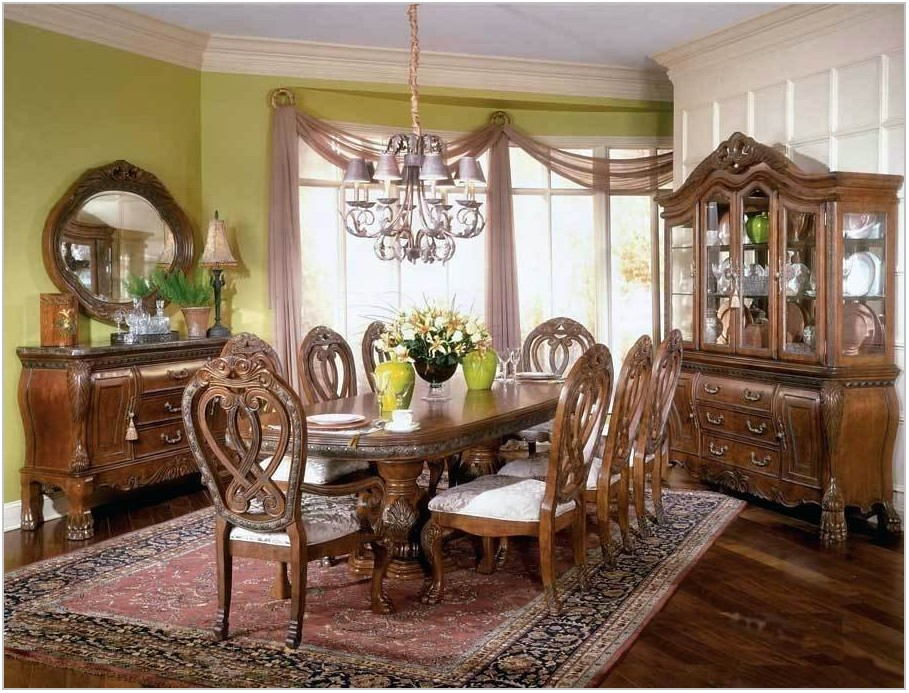 Mahogany Dining Room Chairs For Sale