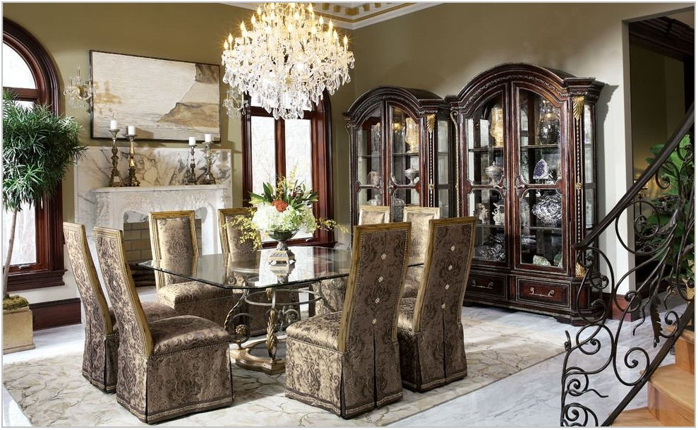 Marge Carson Dining Room Furniture