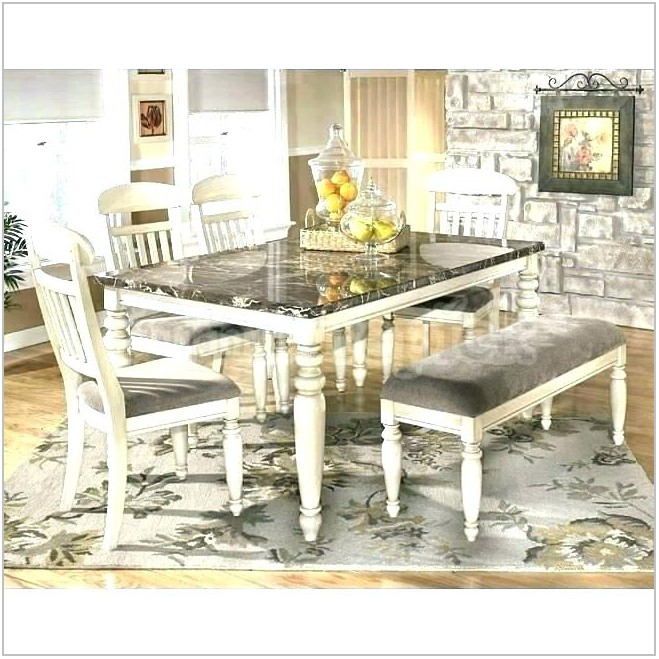 Marsilona Dining Room Table Set