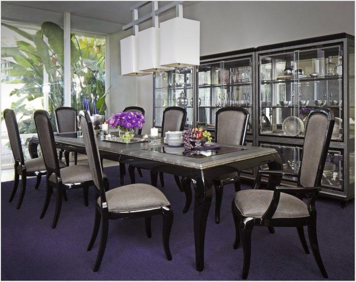 Michael Amini Dining Room Set